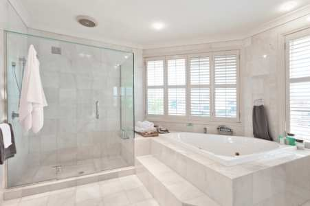 Bathroom renovation by J&A Construction NJ Inc