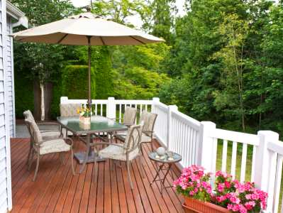 Outdoor living spaces by J & A Construction NJ Inc