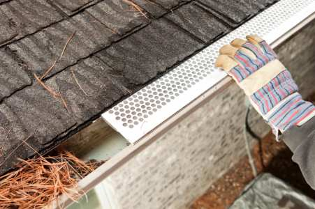 Gutter services by J & A Construction NJ Inc