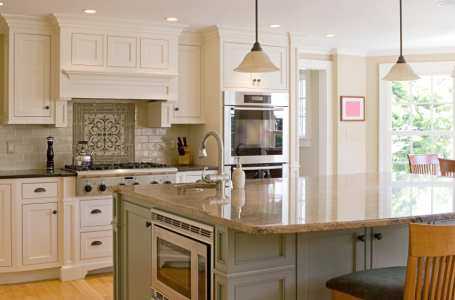 Kitchen renovation by J & A Construction NJ Inc