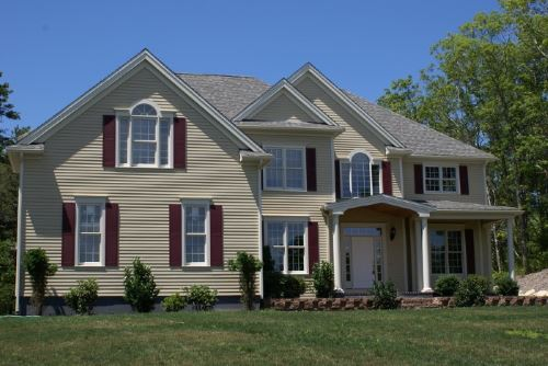 Vinyl Siding in Rivervale New Jersey
