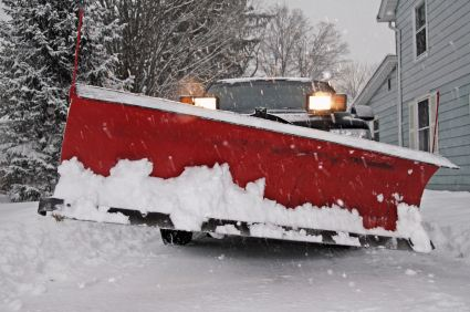 Snow Plowing by J & A Construction NJ Inc