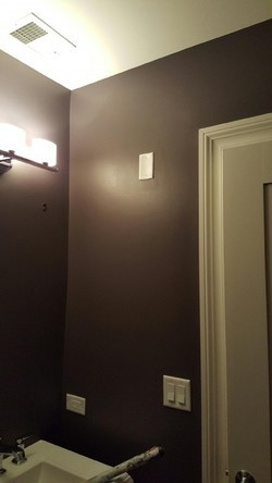 bathroom repaint