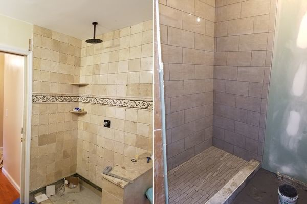 Tile Installation services provided by J & A Construction NJ Inc (1)