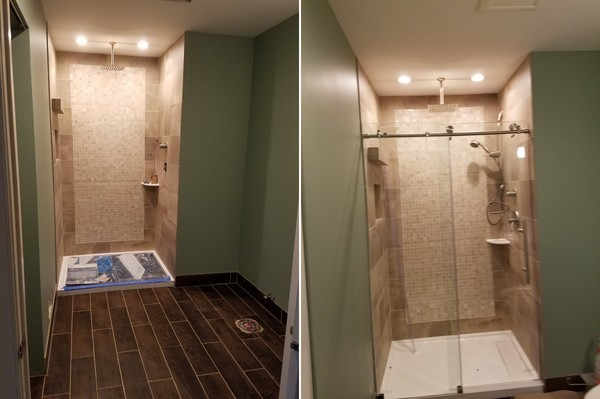 Bathroom Renovation by J & A Construction NJ Inc in Belleville, NJ