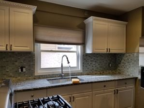 Kitchen Renovations in West New York, NJ Before & After Kitchen Back Splash Installation (4)