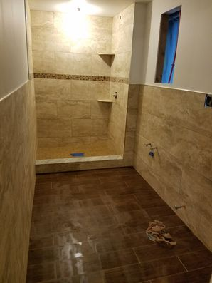 Tile Installation for Bathroom Remodel in Hoboken, NJ (2)