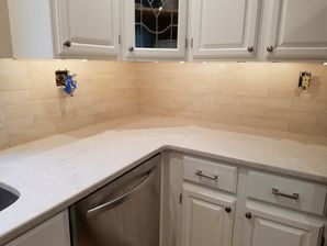Before & After Tile Installation / Kitchen Renovation in Union City, NJ (2)
