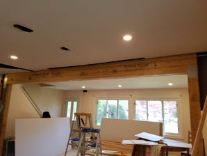 Load-Bearing Beam Installation in Jersey City, NJ (1)