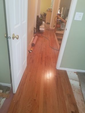 Installed New Hardwood Floors in North Bergen, NJ (4)