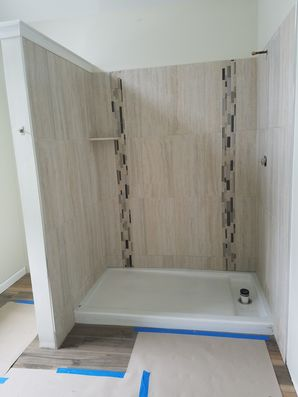 Before & After Tile Work for a Bathroom Renovation in North Bergen, NJ (2)
