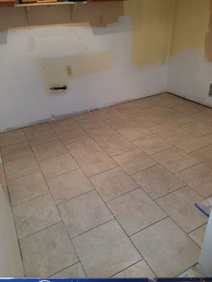 Tile Floor Installation in North Bergen, NJ (2)