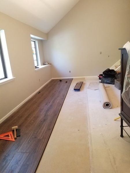 Residential Floor Installation in West New York, NJ (1)