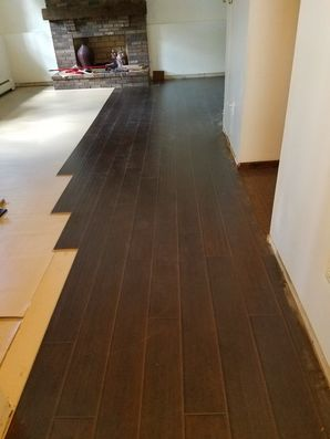 Floor Installation in Guttenberg, NJ (2)