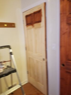 Interior Door Staining in Guttenberg, NJ (2)