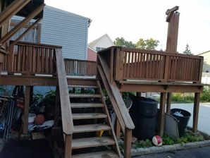 Before & After New Deck in Secaucus, NJ (3)