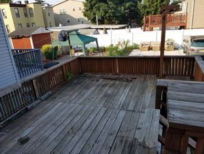 Before & After New Deck in Secaucus, NJ (5)