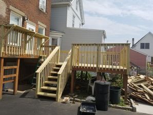 Before & After New Deck in Secaucus, NJ (4)