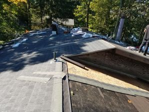 New Roof Installation in Guttenberg, NJ (1)
