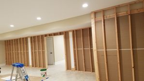 Before & After Drywall in Paramus, NJ (1)