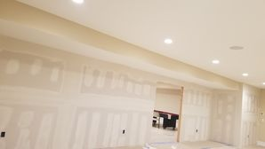 Before & After Drywall in Paramus, NJ (2)
