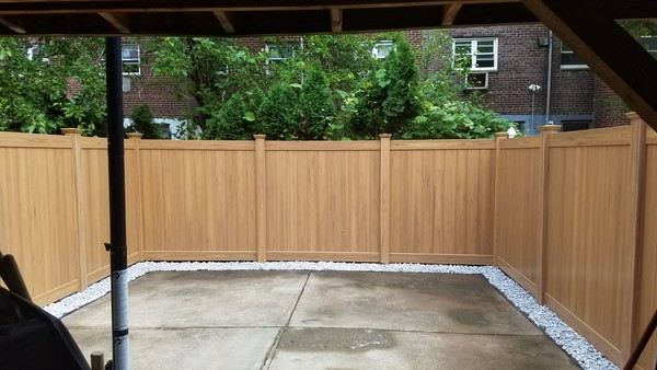 Fence Installation in Guttenberg, NJ (1)
