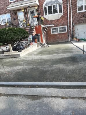 Before & After Paver Driveway Installation in Jersey City, NJ (3)