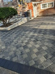 Before & After Paver Driveway Installation in Jersey City, NJ (1)