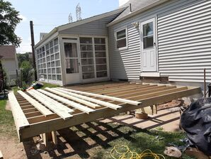 Deck in Jersey City, NJ (2)