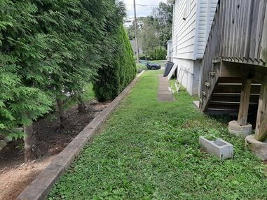 Before & After Sidewalk Installation in Guttenberg, NJ (1)