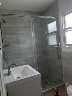 Before & After Bathroom Remodel in Guttenburg, NJ (4)