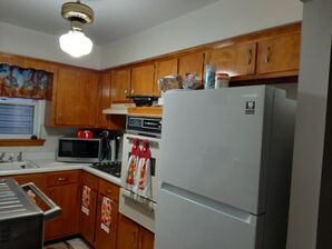 Before & After Kitchen Cabinet Painting in Jersey City, NJ (2)
