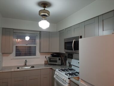Before & After Kitchen Cabinet Painting in Jersey City, NJ (4)